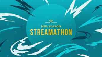 Mid Season Streamathon
