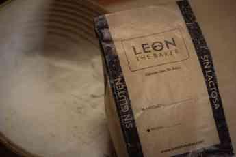 Foto de Selección de Mix de harinas Leon the Baker SIN GLUTEN y SIN