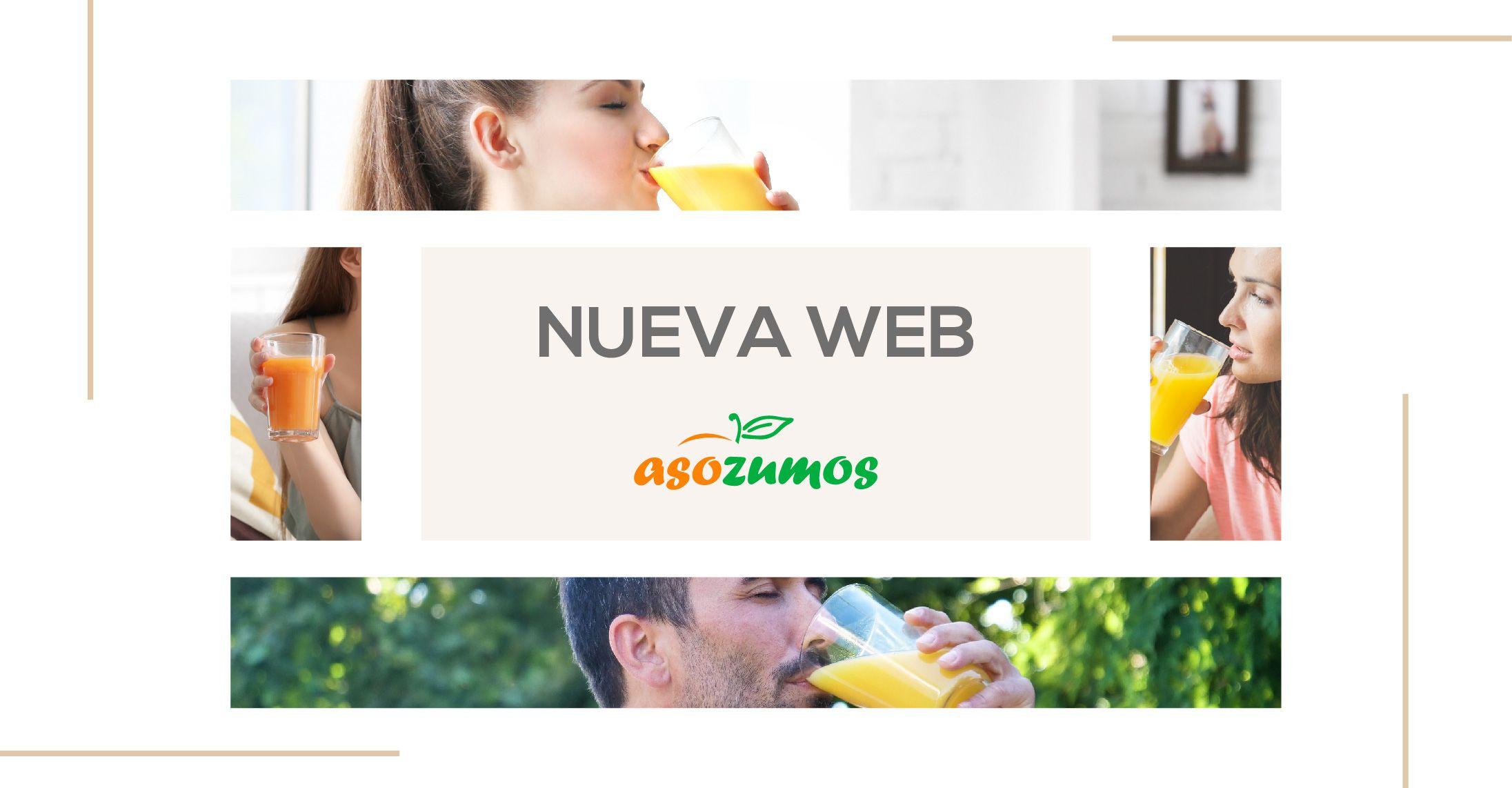 Foto de Nueva web ASOZUMOS