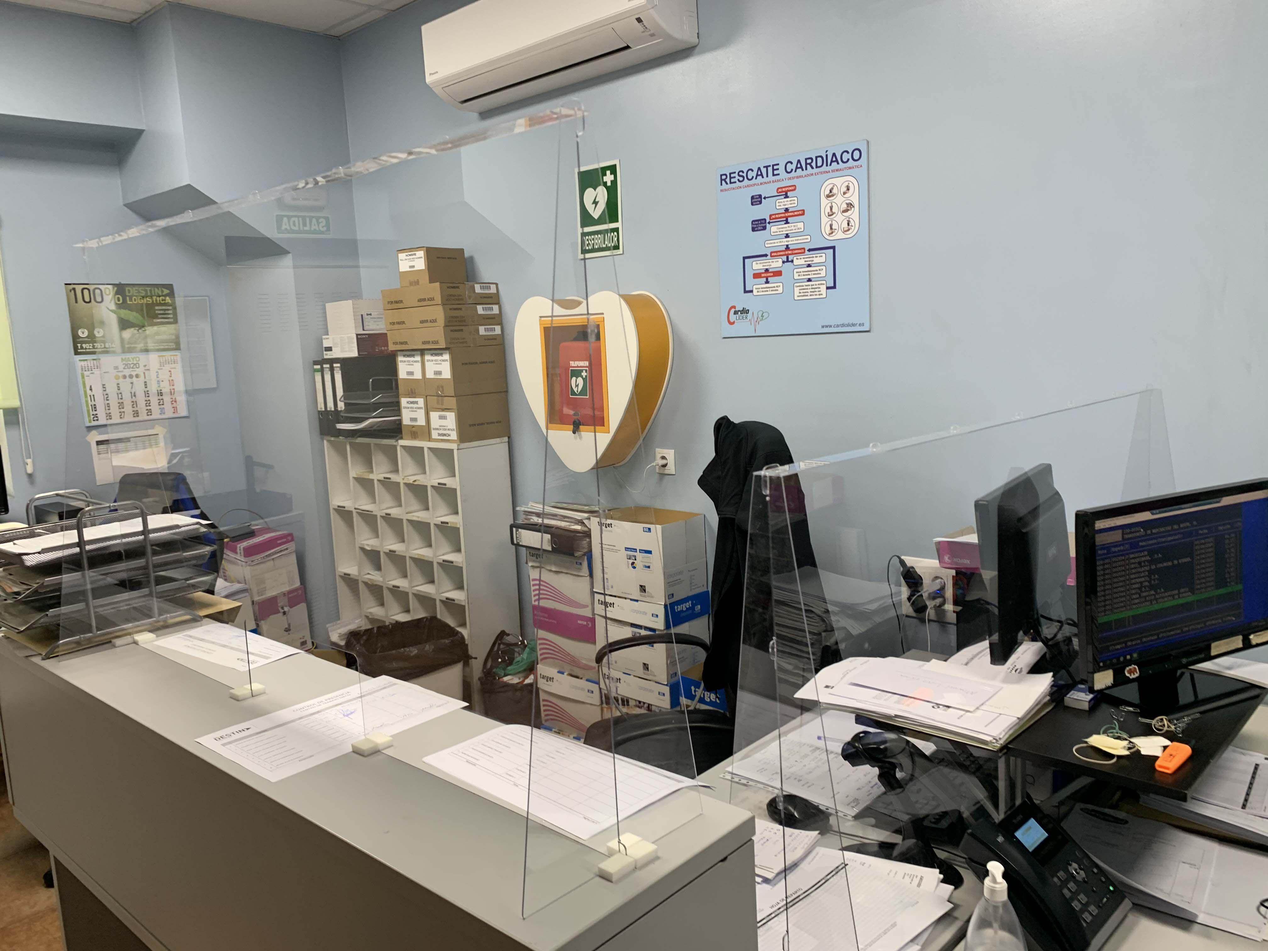 Foto de Instalaciones Destina Logistica Meco