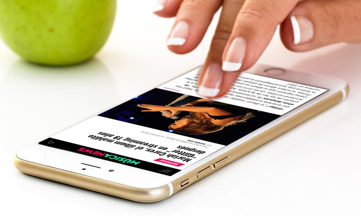 Foto de Música News App