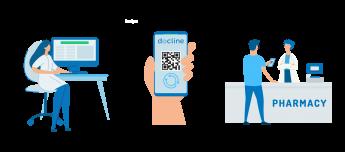 La receta electrónica de Docline