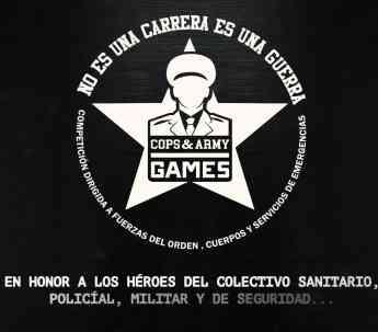 Evento deportivo y solidario Cops & Army Games