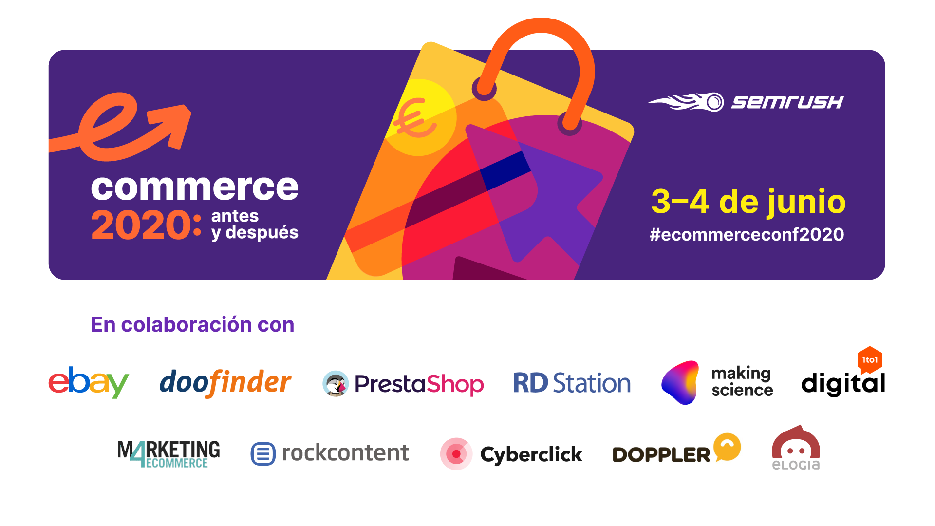 Foto de Conferencia E-commerce 2020: antes y después