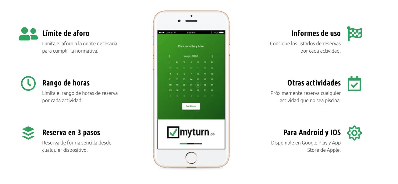 Foto de La app que soluciona los sistemas de reservas y aforo de las