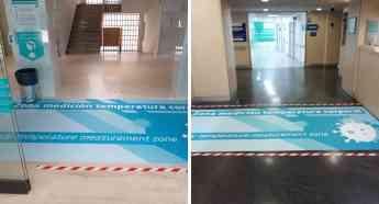 La FJD, hospital seguro AENOR