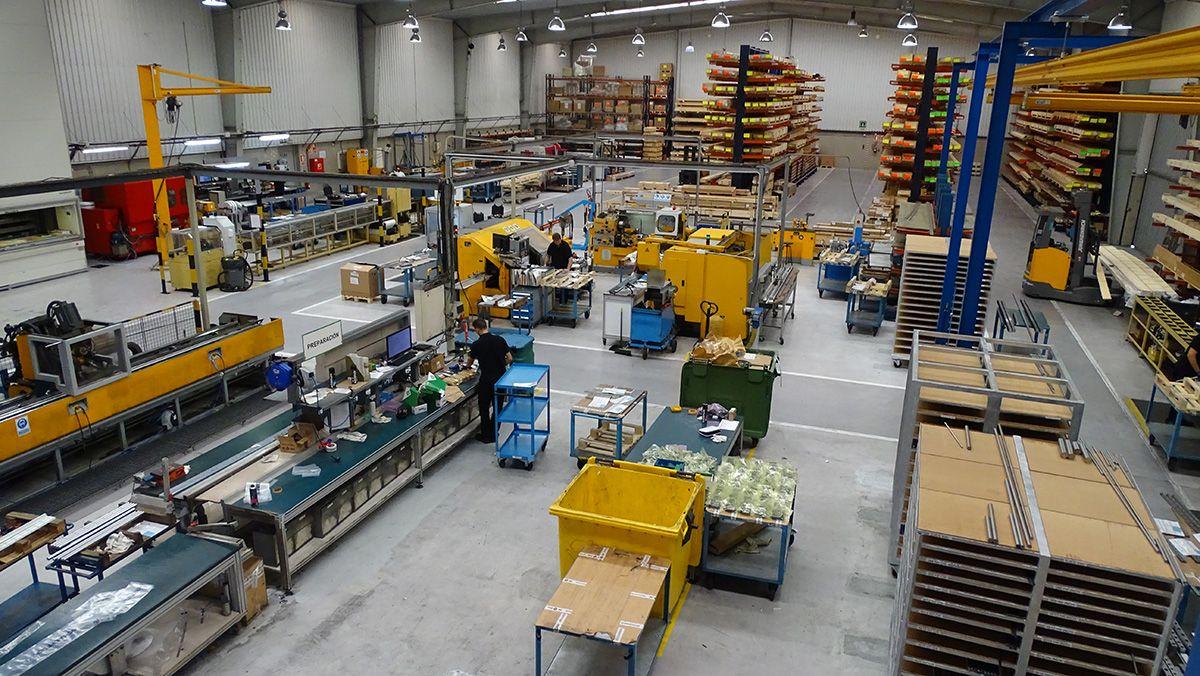 Schaeffler Iberia da soporte a las industrias esenciales durante la crisis del Coronavirus,