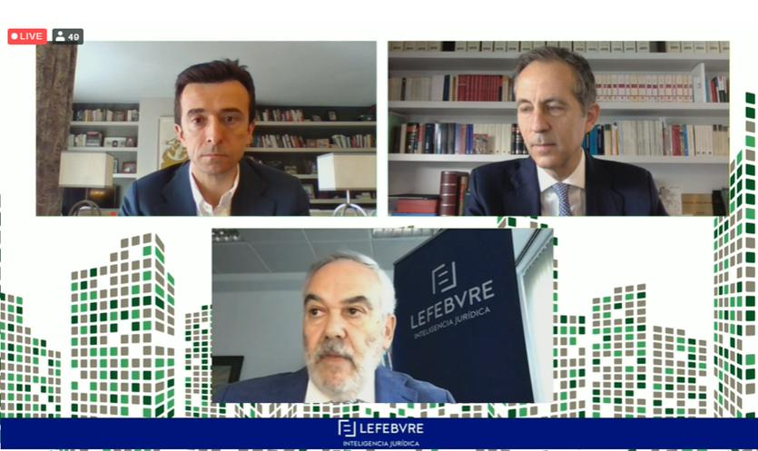 El Congreso Inmobiliario de Lefebvre analiza el impacto del COVID-19 en el sector, ahora y en el futuro