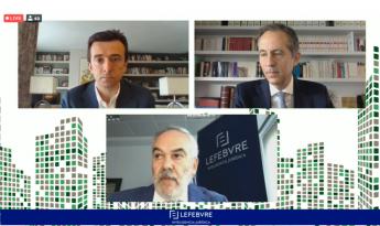 Noticias Derecho | Juan Pujol, Ramón Palacín y Segismundo Álvarez_