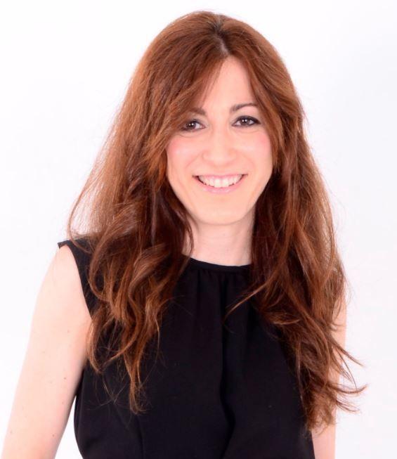 Foto de Eva García Barrera, nueva directora de marketing y