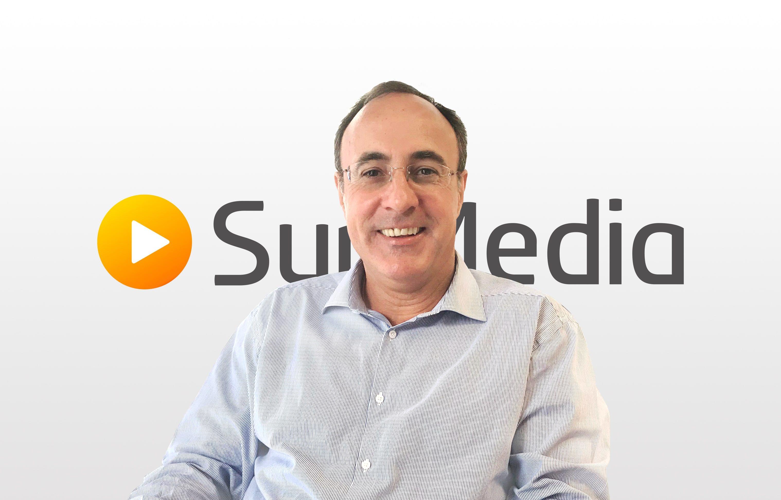 Foto de Luis Miguel Fernandes, Country Manager de SunMedia en Portugal