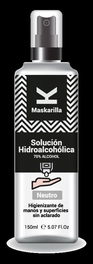 K de Maskarilla