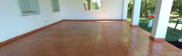 Foto de Limpieza suelos de barro