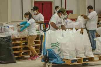 Paulo Sergio Sarabia, presidente del grupo empresarial anunció que el aporte sumará 400.000 dólares en la lucha contra el covid-