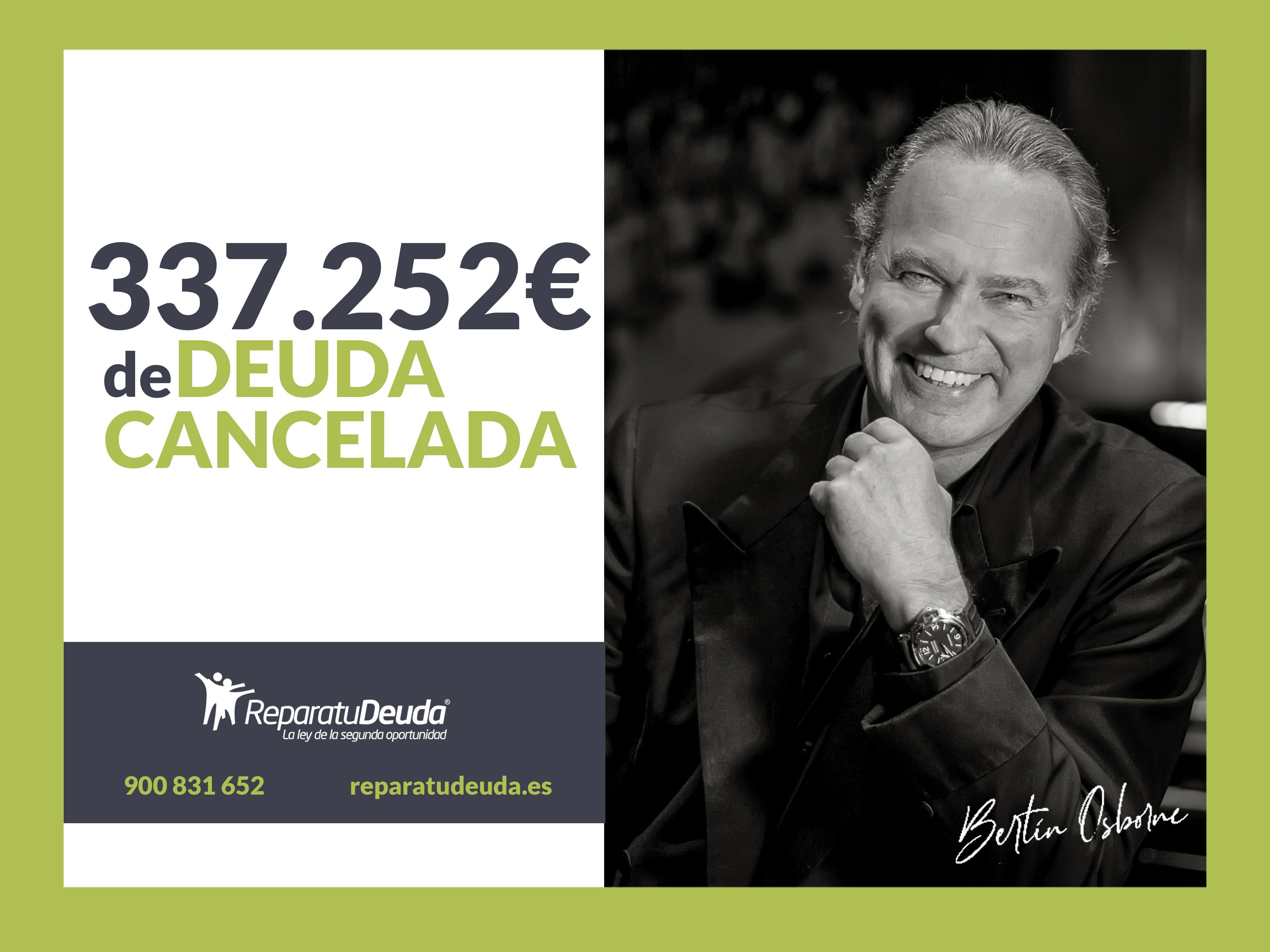 Repara tu deuda cancela 337.000 ? en Atmella de Mar, Tarragona, con la ley de la segunda oportunidad