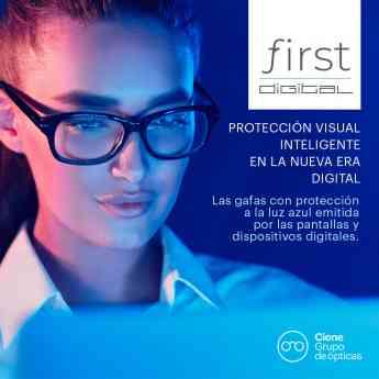 First Digital, protección visual inteligente, en la nueva era digital