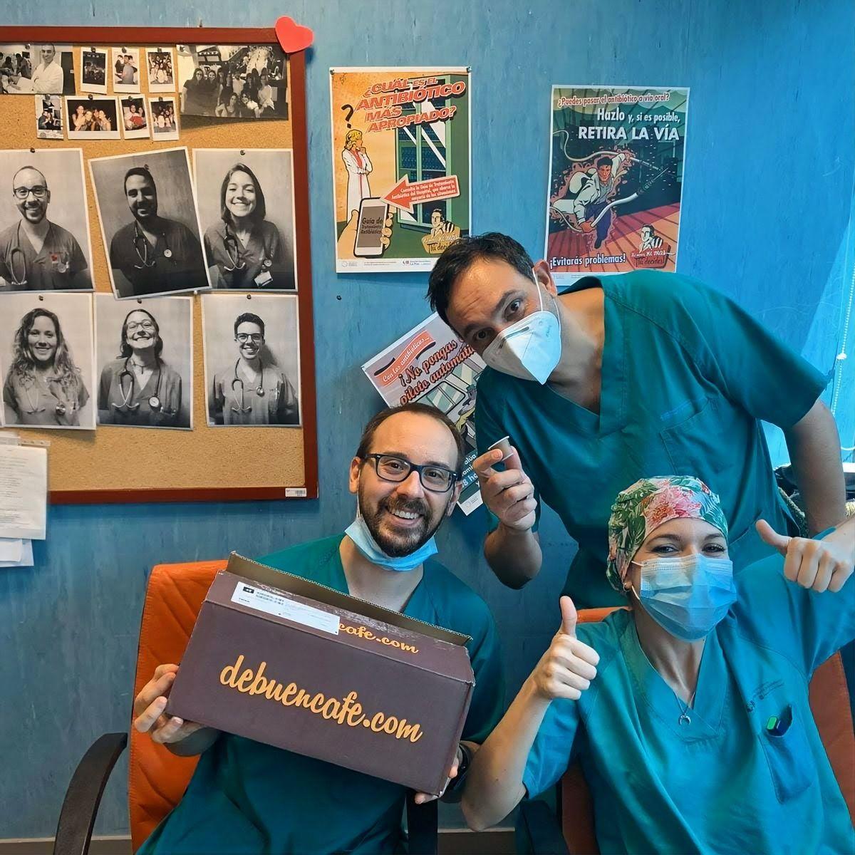 Foto de Donaciones debuencafé