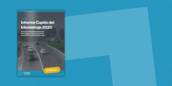 6ª edición del Informe Captio del Kilometraje 2020