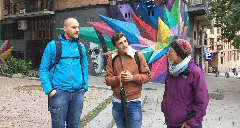 Cooltourspain.es, el arte urbano que esconde Madrid a un paso