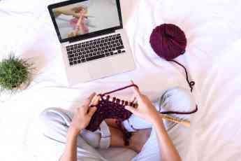 Día Mundial de Tejer en Público online