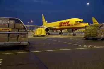 Foto de Avión de DHL