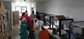 Foto de Equipo de CIC Consulting Informático trabajando junto al