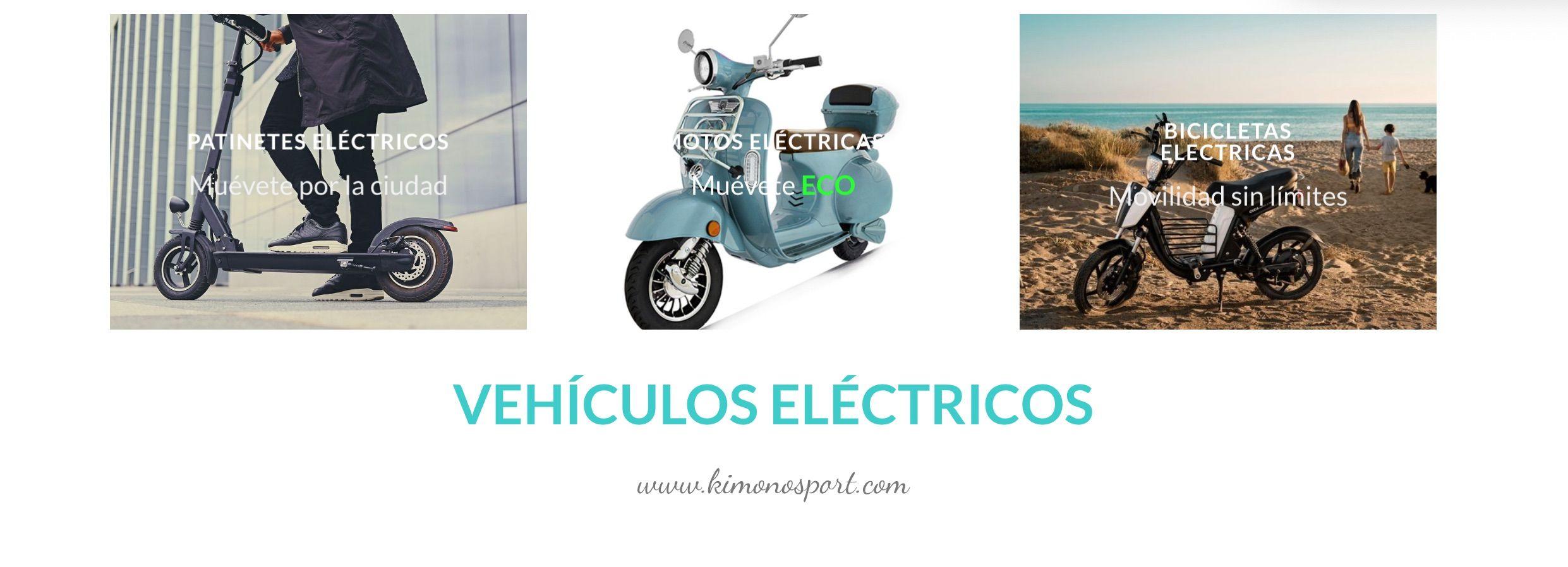 Foto de Site Movilidad Eléctrica Kimonosport