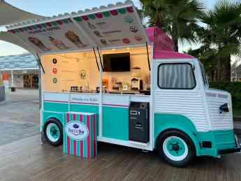 IceCoBar, presenta en Jerez su primera franquicia Food Truck, un negocio sobre ruedas