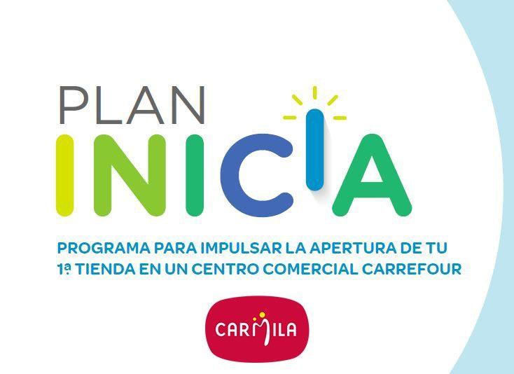?Plan Inicia?, la nueva alternativa para emprender en un centro comercial de Carmila