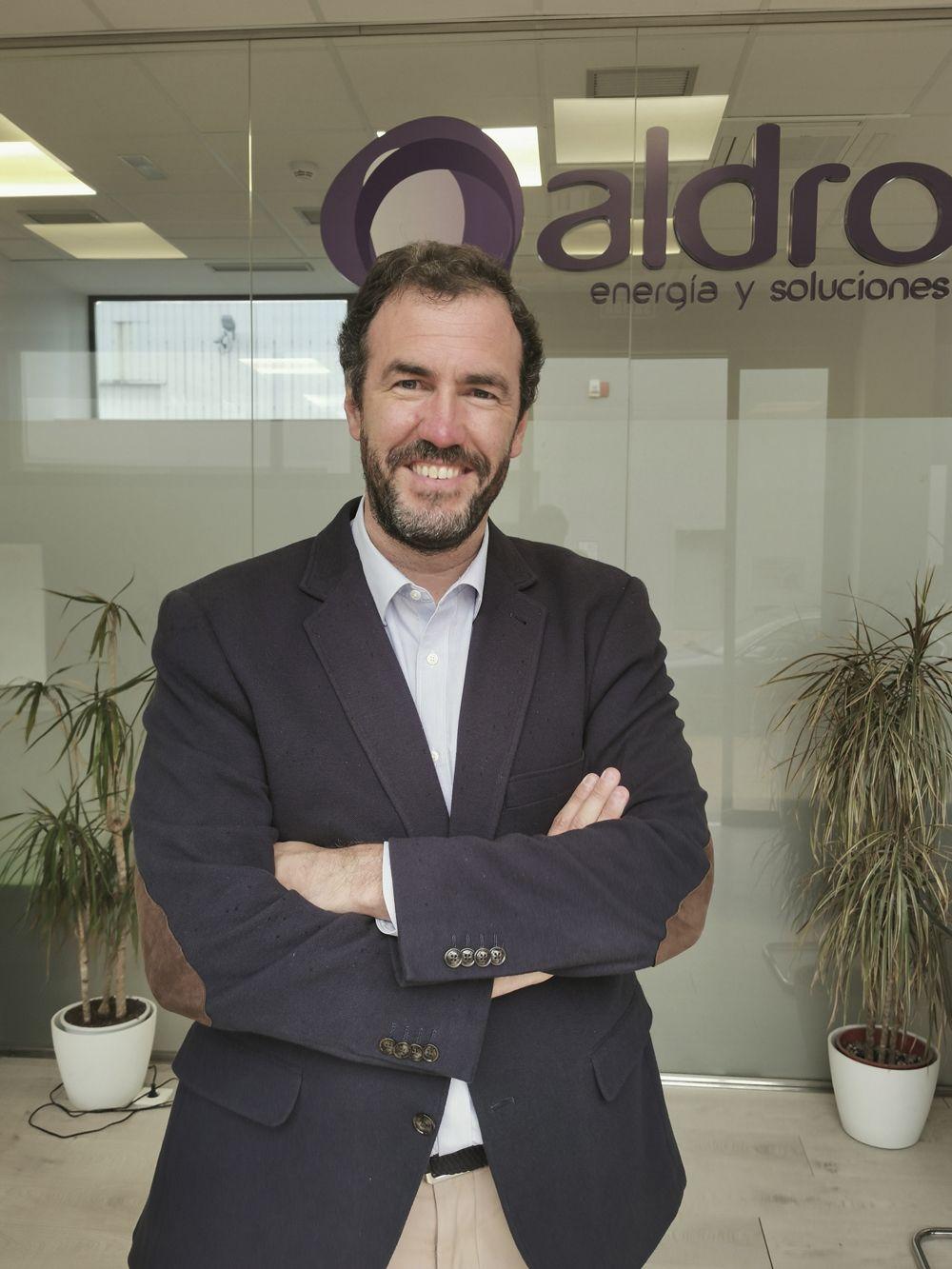Foto de Antonio Colino, nuevo presidente de la Asociación Europea de
