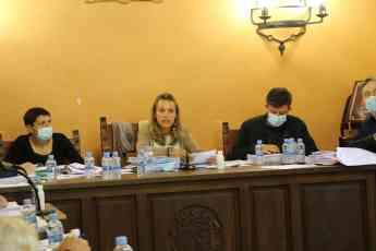 Foto de Pleno Ayuntamiento de Sigüenza