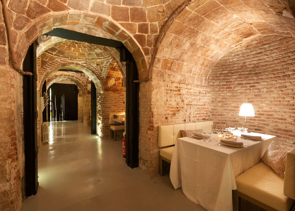 Vuelve Bodega de los Secretos:  un restaurante bonito y seguro en Madrid