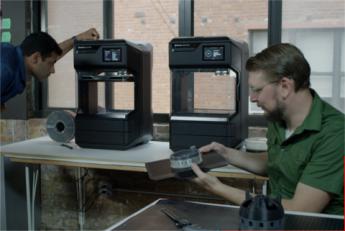 MakerBot en la industria