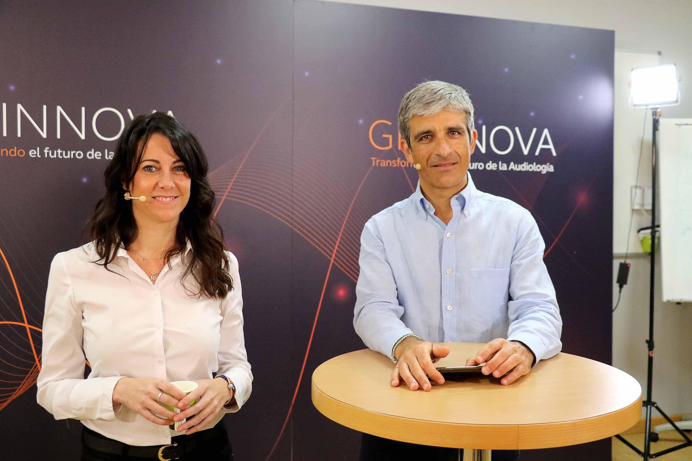 Foto de Rosa Albaladejo y Manuel Yuste