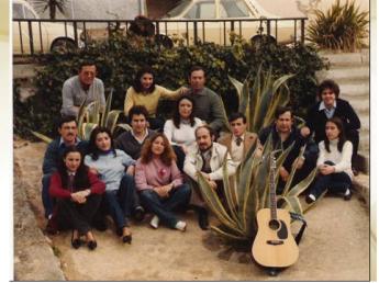 Foto de Formación original Albazor