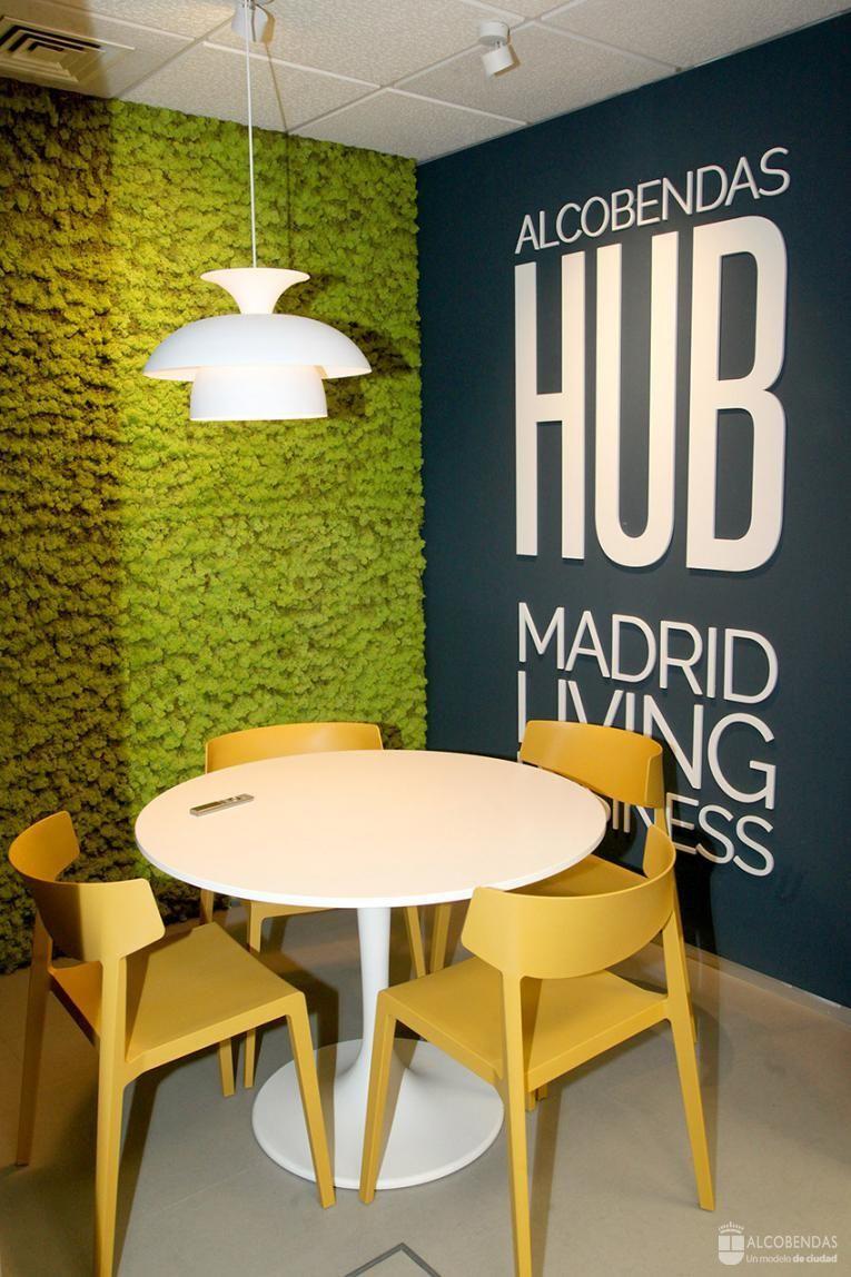 Alcobendas HUB se reinventa en esta crisis por la Covid-19 para ayudar a su tejido empresarial