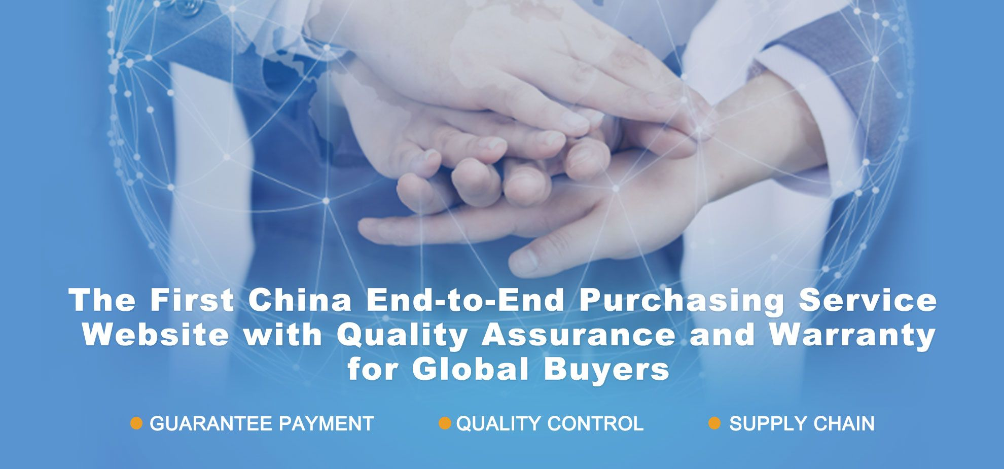 El servicio de compra segura de ECVV ayuda a los propietarios de negocios a completar el abastecimiento en el extranjero
