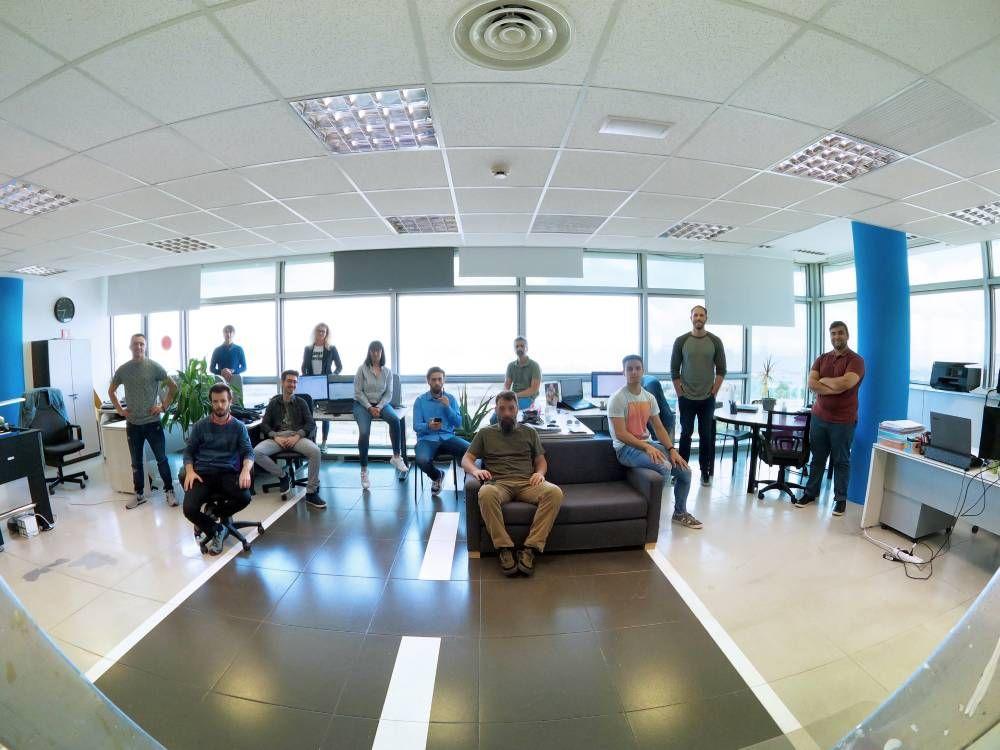 Foto de El equipo de Wontech