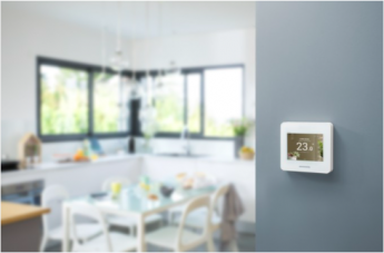 Schneider Electric presenta Wiser Home Touch, el dispositivo