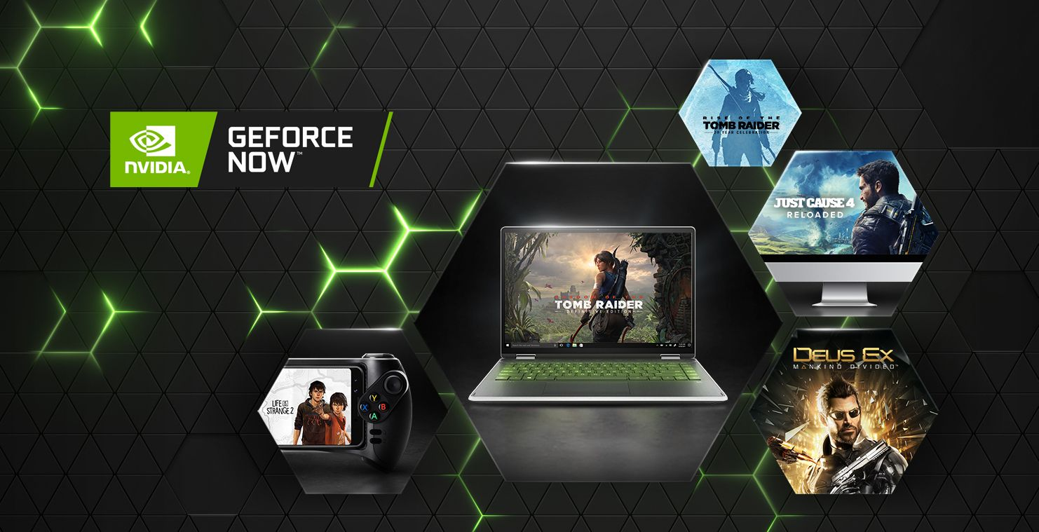 Foto de Square Enix on GForce- Nvidia