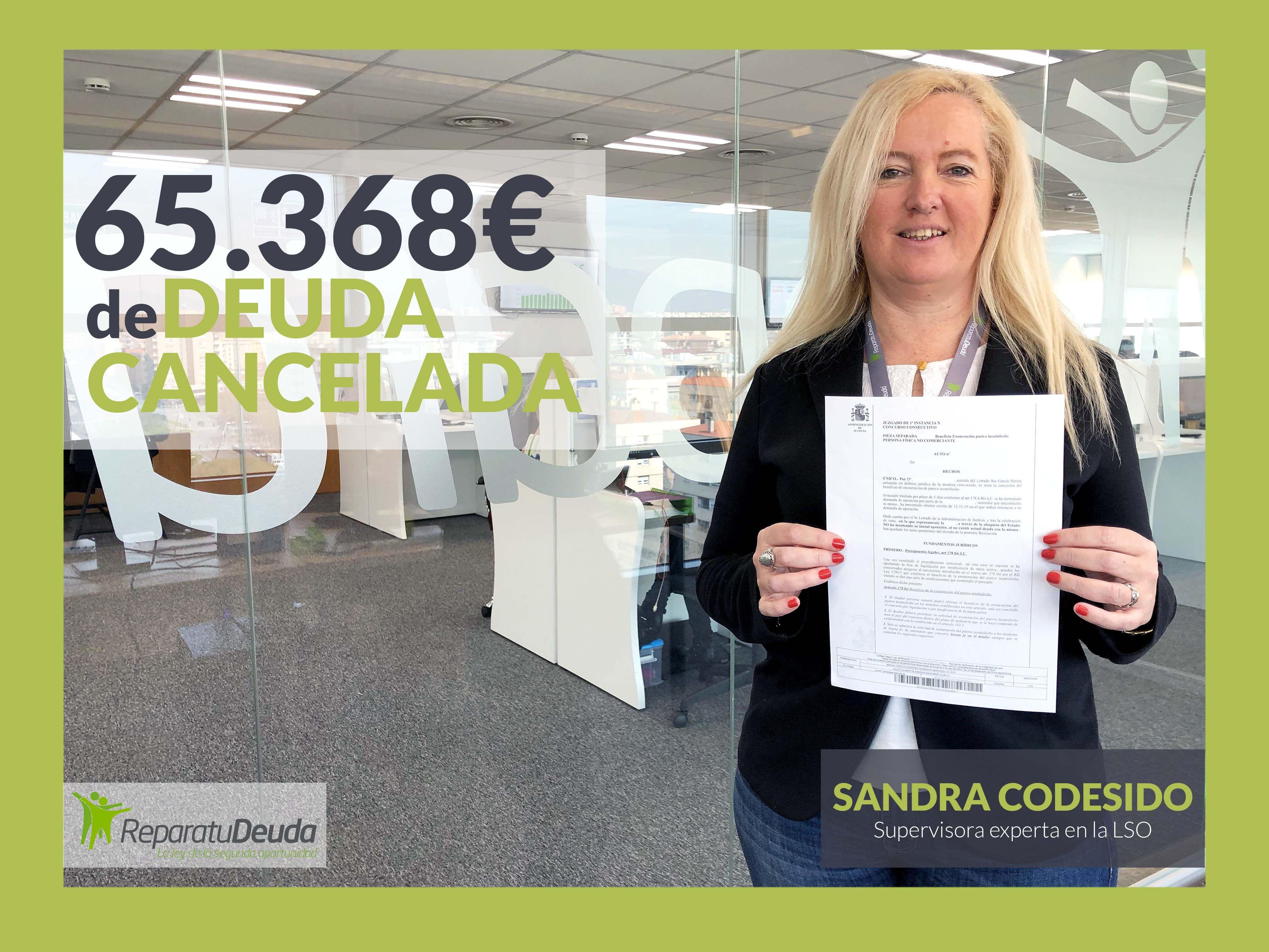 Repara tu Deuda abogados cancela 65.369 ? con 32 bancos en Tarragona con la ley de la segunda oportunidad