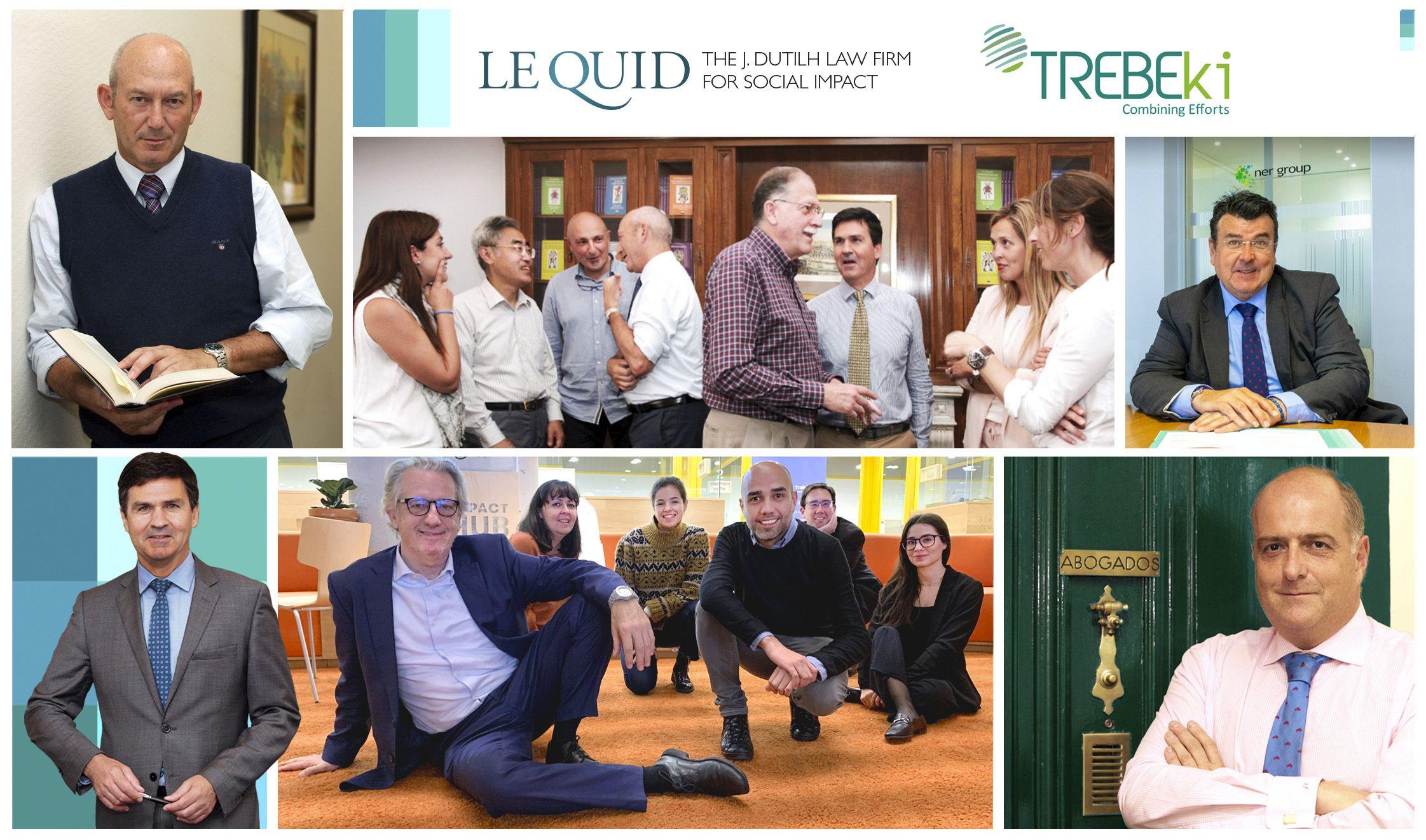 Foto de Trebeki LeQuid, Despacho Jurídico - Mercantil / Gestión