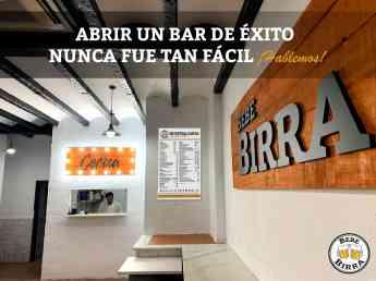 BebeBirra, una nueva marca de franquicias de bares y cervecerías que llega pisando muy fuerte