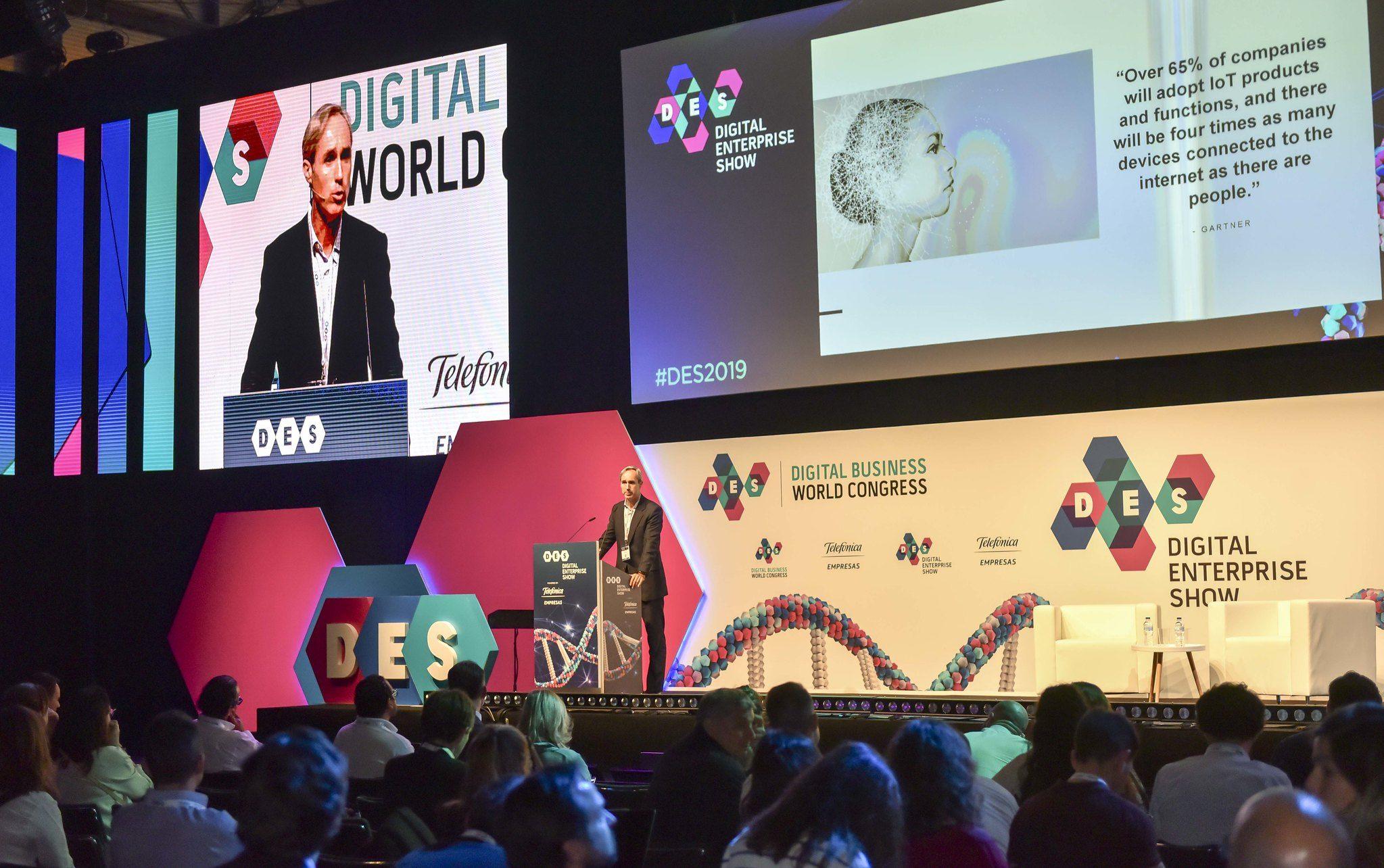 Foto de DES2020 Digital Enterprise Show