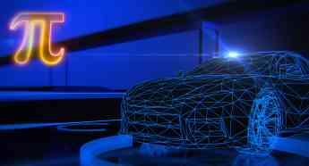 E-movilidad del mañana: el automóvil Pi de Neutrino Energy Group