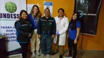 Proyecto Bolivia 2020 de la Ruta de la Luz