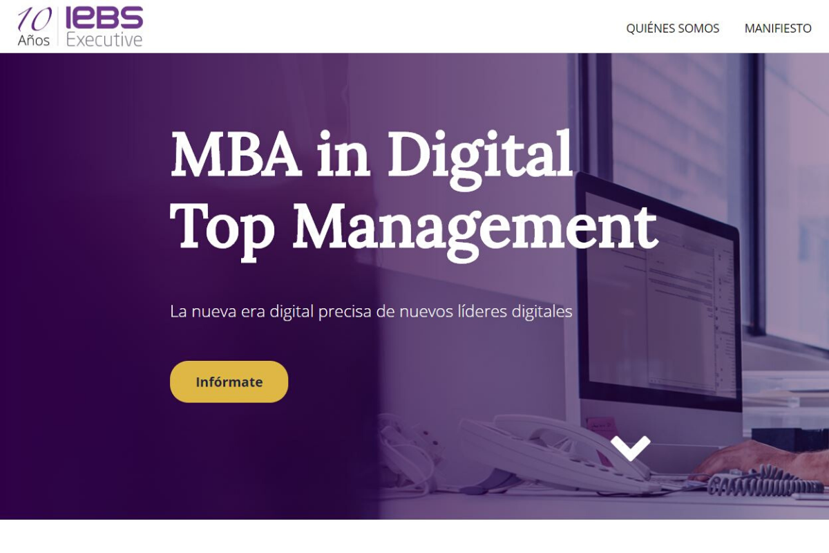 Foto de MBA Semipresencial
