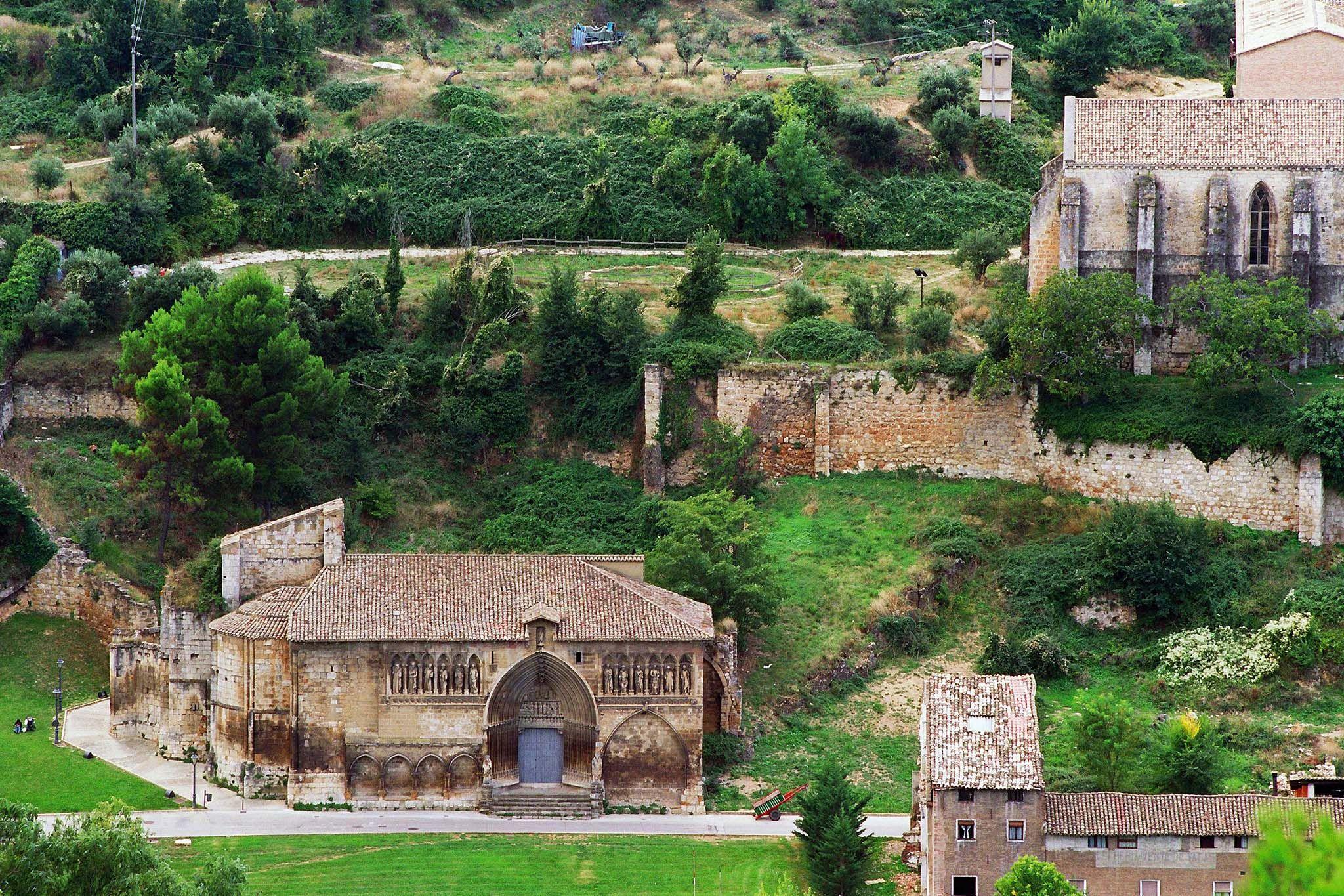 Red Medieval, patrimonio y naturaleza para disfrutar de ocio sin aglomeraciones en la nueva normalidad