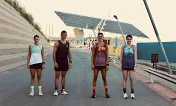 Singlets ECO Running by Eaglesocks
