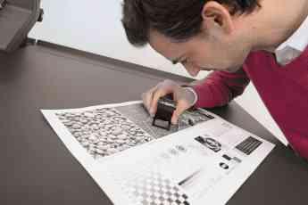 Foto de Analizando la calidad de impresión de las impresoras de